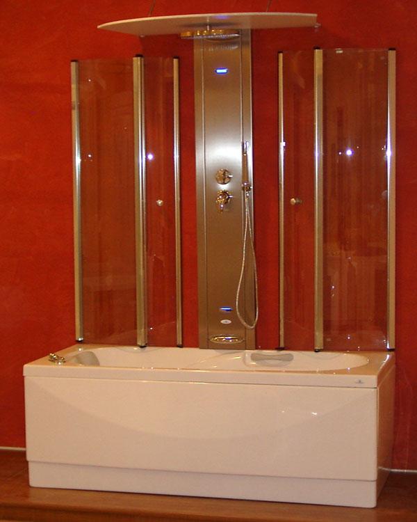 Atmosphere   colonne doccia   vasche idromassaggio combinate